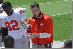 Ohio State Spring Game 2016 Roster